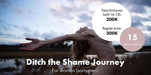 Ditch the Shame journey