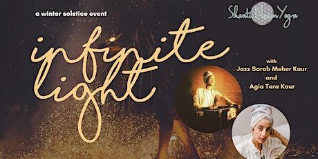 Infinite Light tickets