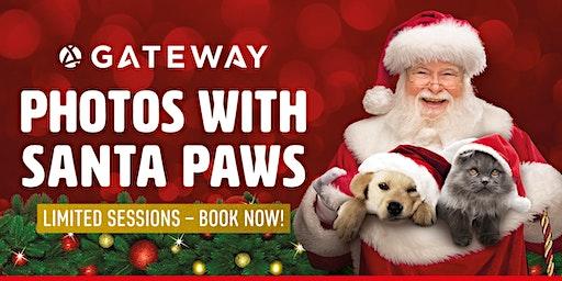 Visit Santa Paws at Gateway