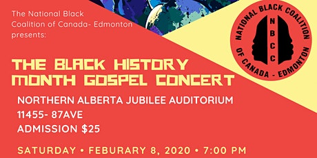 Black History Gospel Night Early Bird PREMIUM SEATS tickets