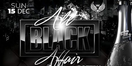 HOUSTON ~ 3rd Annual 'All Black Affair' Poetry Explosion & After Party tickets