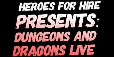 Dungeons and Dragons: Live at Kinslahger