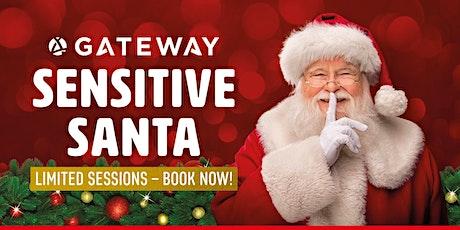 Visit Gateway's Sensitive Santa tickets