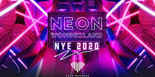 Neon Wonderland NYE 2020