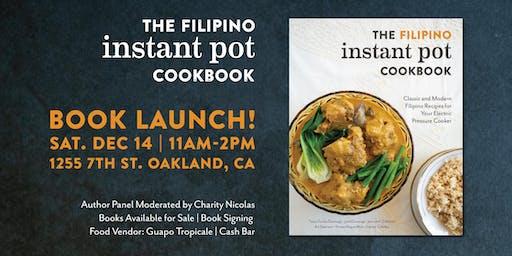 The Filipino Instant Pot Cookbook Launch!