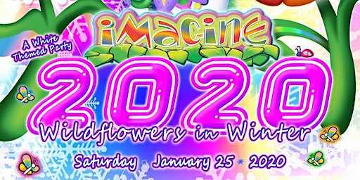 IMAGINE ~ Wildflowers In Winter ~ Unity 20 Year Anniversary Rave