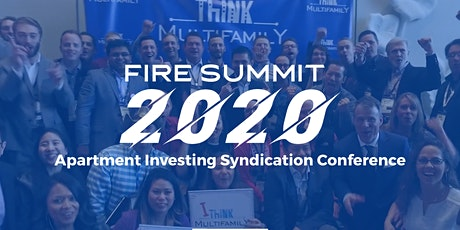 FIRE Summit 2020 tickets