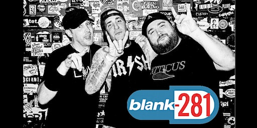 BLANK 281 - Tribute to Blink 182, Parker Road