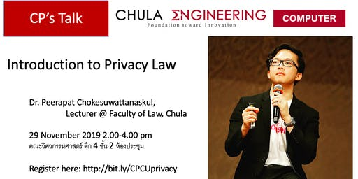 Intro to Privacy Law