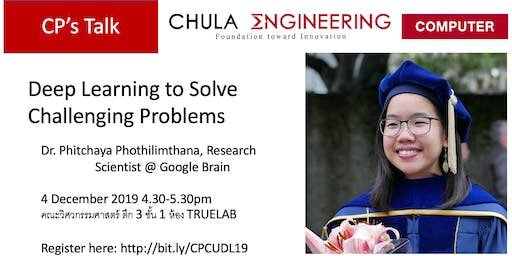 Deep Learning to Solve Challenging Problems