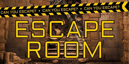 The Lost Mummy Escape Room - Maryborough Library - Ages 8-16