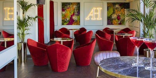 Axel Hotel x La Fancy // Rooftop NYE Party