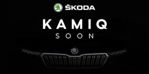 Evento Anteprima Nuova Skoda Kamiq