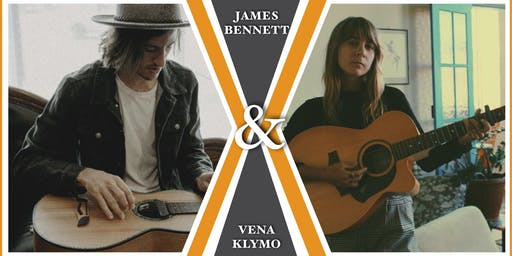 James Bennett & Vena Klymo / Corowa Whisky & Chocolate / Corowa / NSW