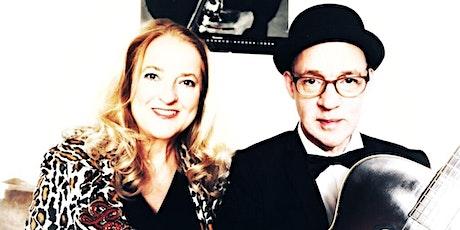 Konzertreihe JAZZ im KINO: Stefanie Hoevel & Martin Lejeune Tickets