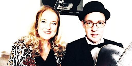 Konzertreihe JAZZ im KINO: Stefanie Hoevel & Martin Lejeune