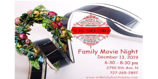 Family Movie Night - Red Brick Church Events