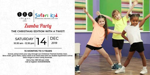 The Christmas Zumba Party