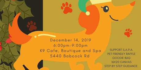 Paint Your Furry Friend at K9 Cafe tickets