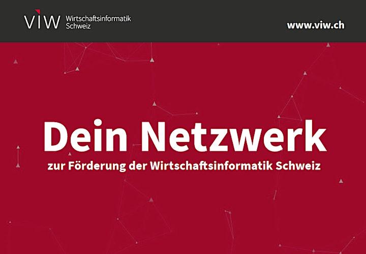 VIW Wirtschaftsinformatik Schweiz / 36. ordentliche Generalversammlung: Bild
