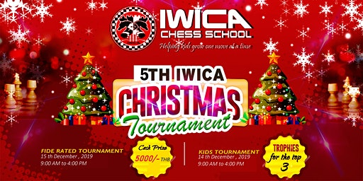 5th IWICA Christmas Chess Tournament