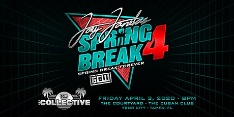 GCW presents #JJSB4 tickets
