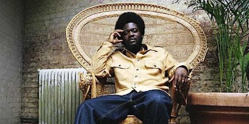 Michael Kiwanuka en Sala Oasis