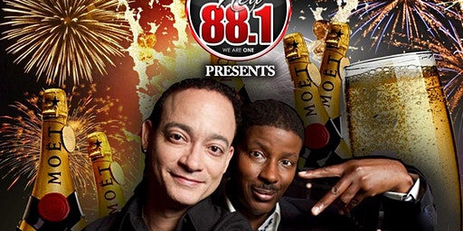 Power 88 NYE 2020 House Party feat. Kid-N-Play