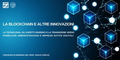 La Blockchain e altre innovazioni