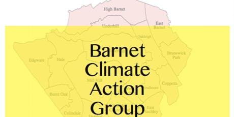 Barnet Climate Action Group - December 2019 Meeting  tickets