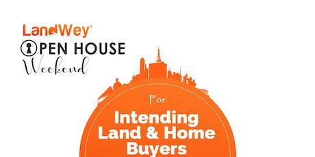The LandWey Open House Weekend tickets