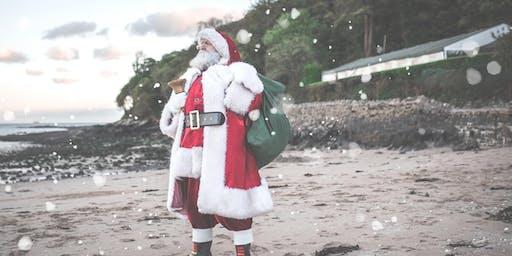 Breakfast with Santa on Christmas Eve