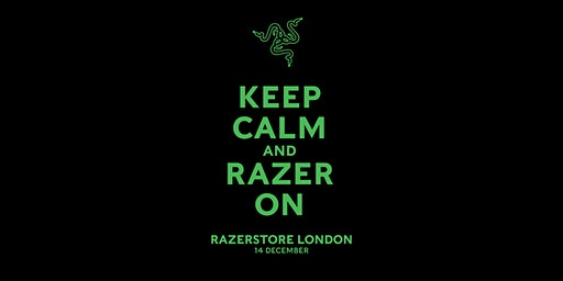 RazerStore London Grand Opening