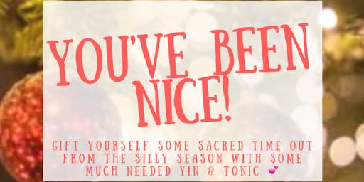 Silly Season Yin & Tonic
