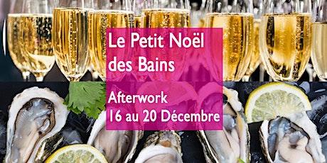 Le Petit Noël des Bains tickets
