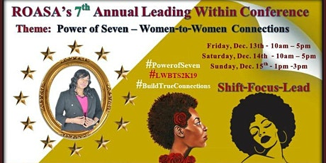 ROASA 7th Annual Leading Within Conference  - National Women Collaborations tickets