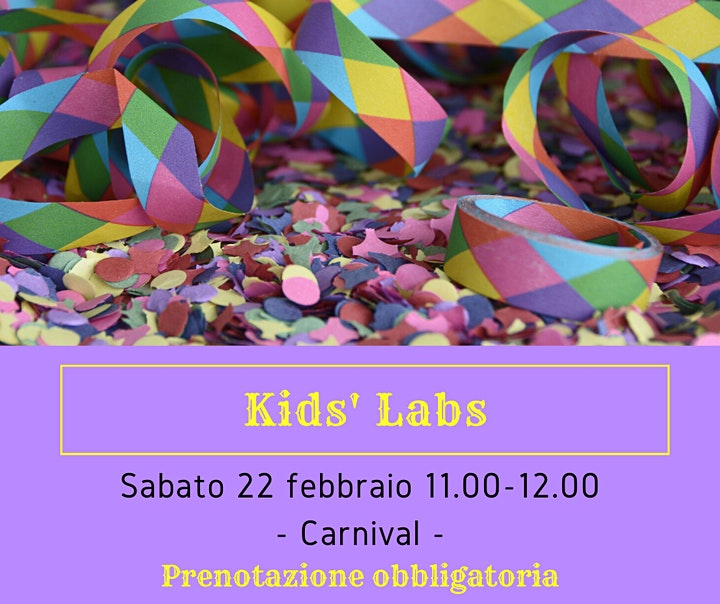 Immagine Kids' Labs: Carnival