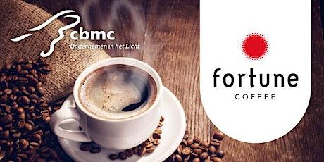 Bedrijfsbezoek Fortune Coffee | Zoetermeer | 6 februari 2020 tickets