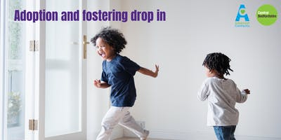 Adoption and fostering drop in - 24th January
