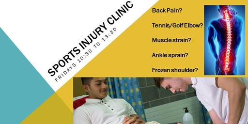Moulton College Sports Injury Clinic