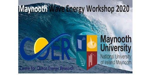 Maynooth Wave Energy Workshop 2020
