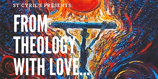 From Theology, with Love #1:  Then God Said ...