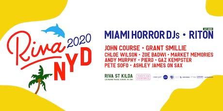RIVA NYD 2020 — MIAMI HORROR DJs tickets
