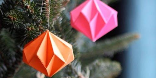 Christmas Origami Extravaganza