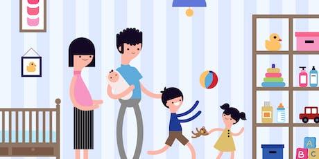 Condivisione di pratiche di intervento dei Centri per le Famiglie biglietti