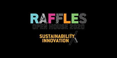 Raffles Design Singapore Open House - Jan'20 tickets