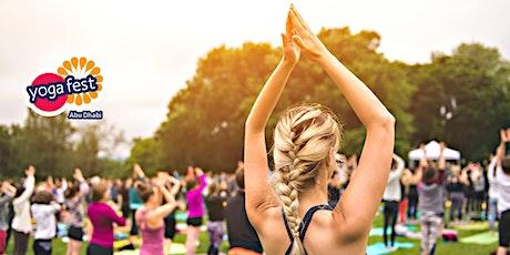Yogafest Abu Dhabi 2021 tickets