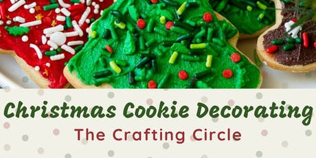 Christmas Cookie Decorating School Holiday Workshop tickets