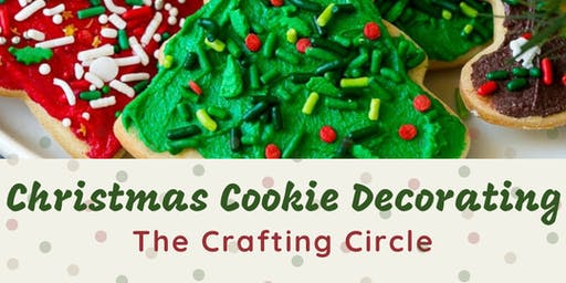 Christmas Cookie Decorating School Holiday Workshop