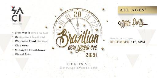 Brazilian New Years Eve Party [Brazilian Traditional NYE Celebration]